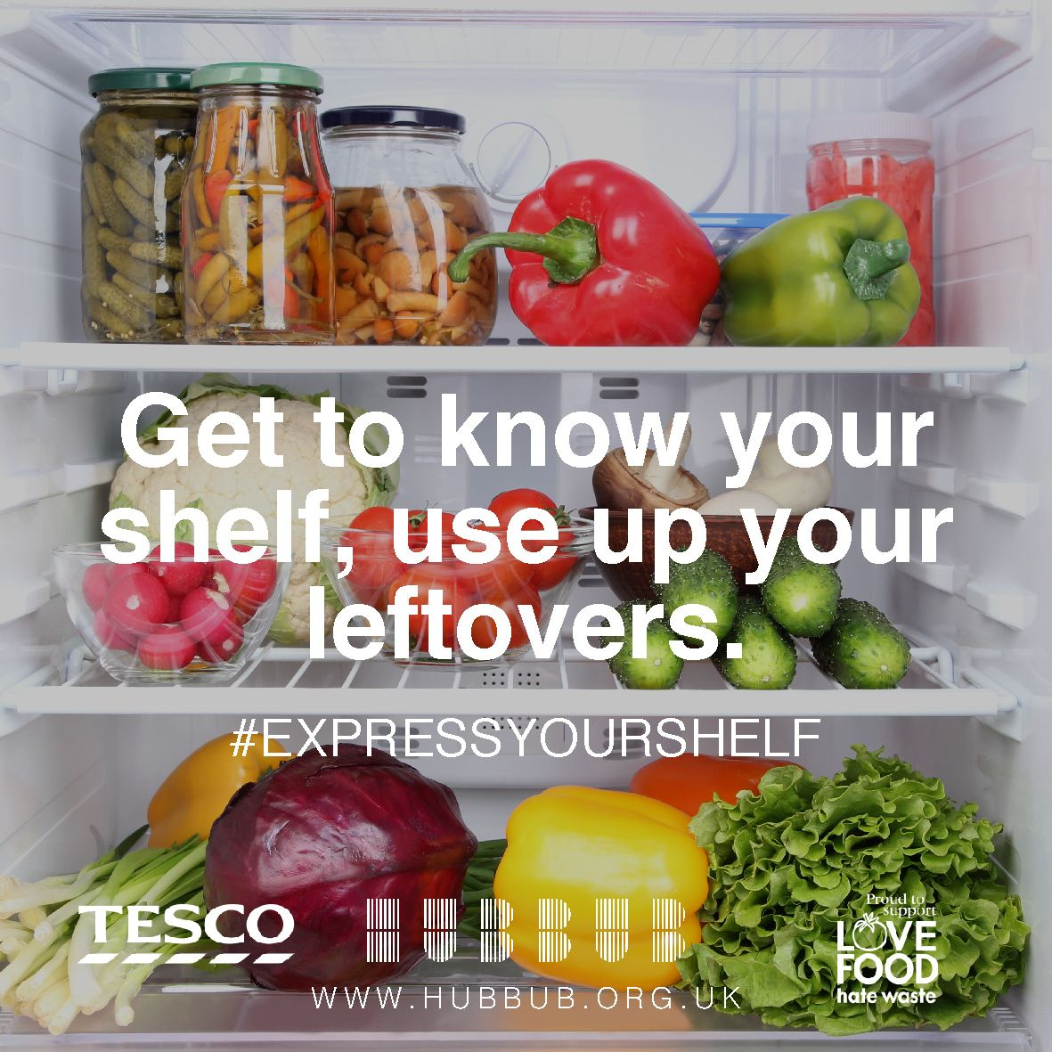 6 Tips For A Kitchen You Can Love For A Lifetime: Reduce Food Waste & #ExpressYourShelf