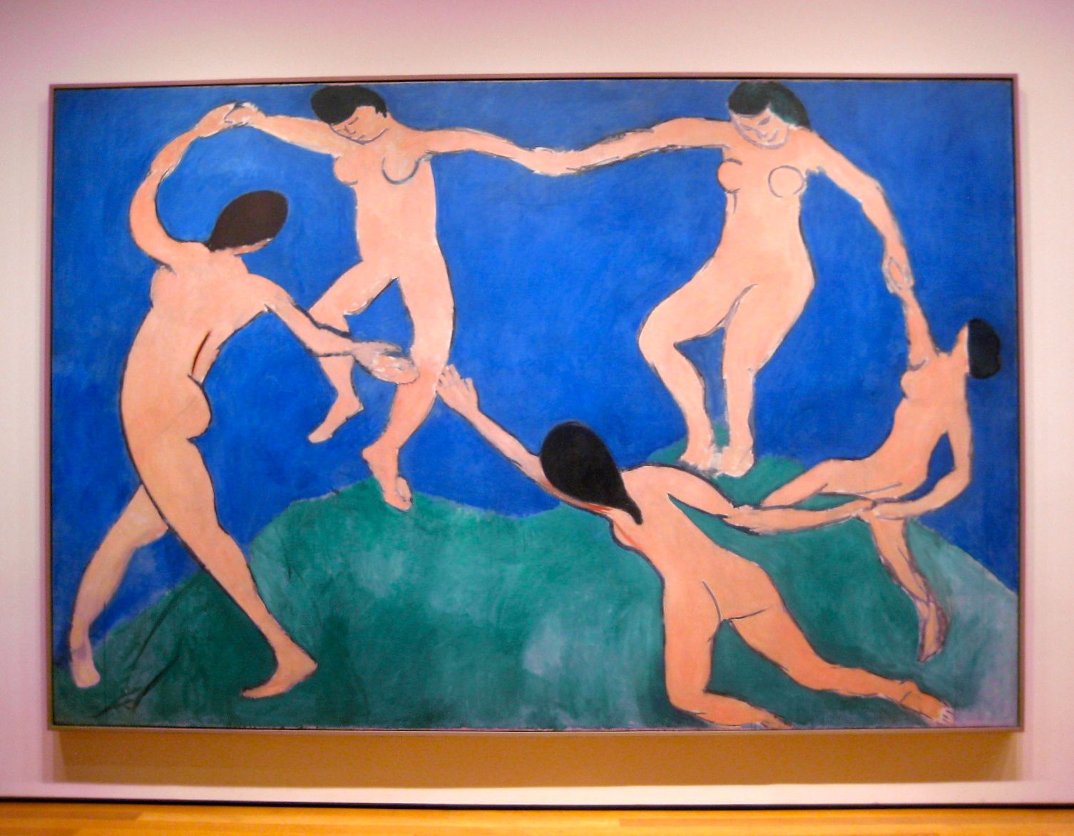 Henri Matisse — Dance (I) | Solace in a Book
