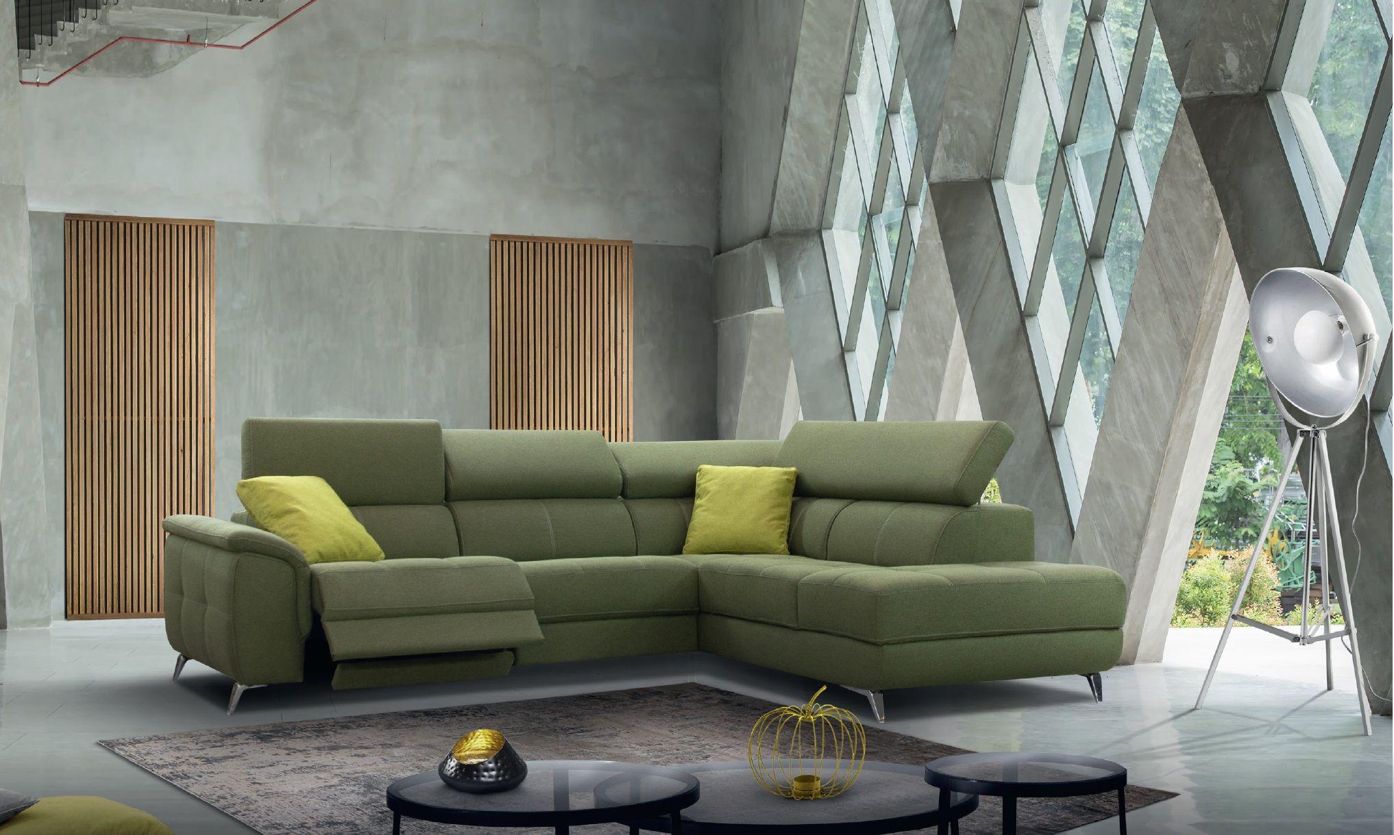 A Fabien ülőgarnitúra könnyed légies kényelmét modern
