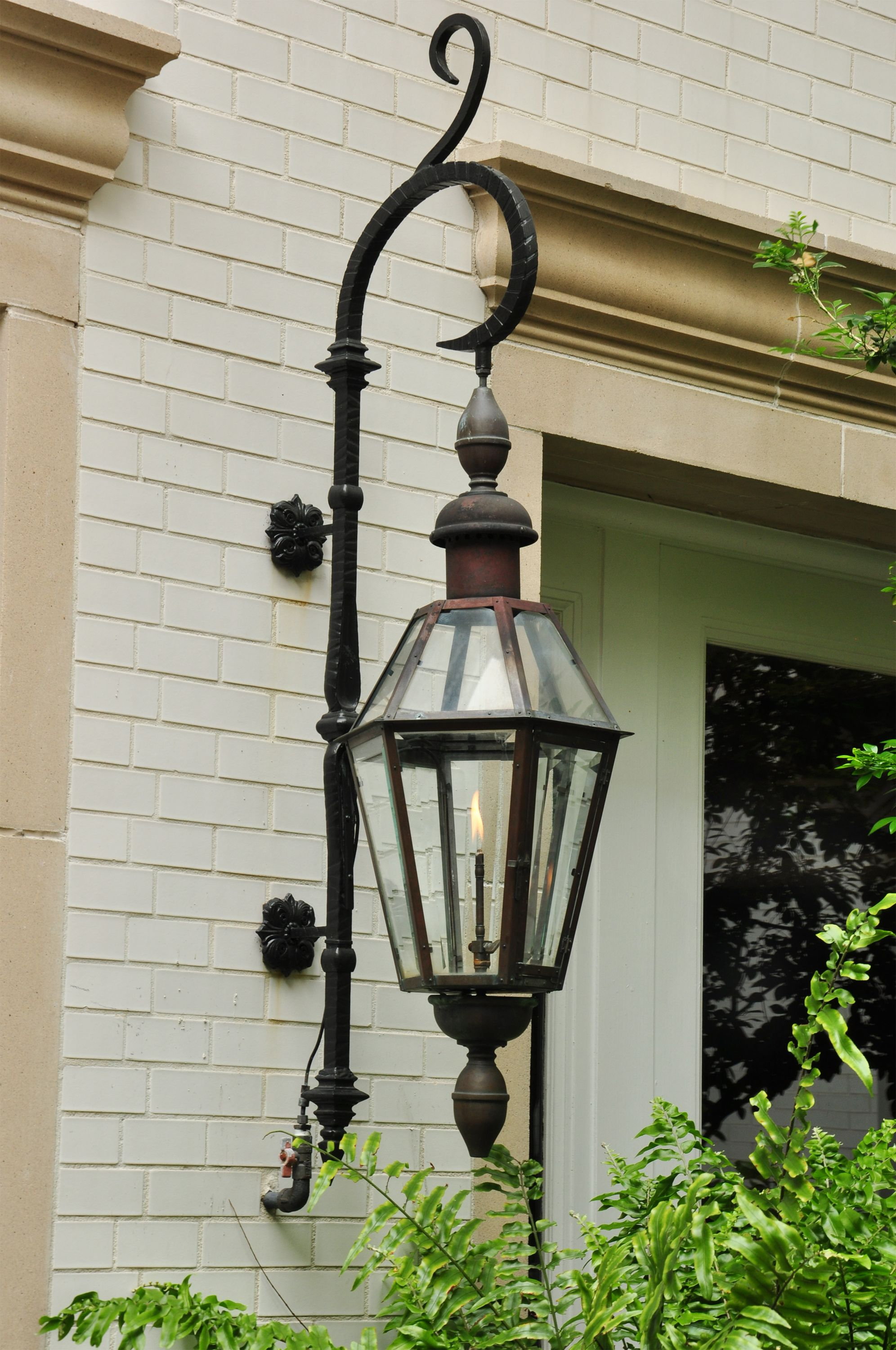 The Canal Street Light Makes A Prominent Statement For