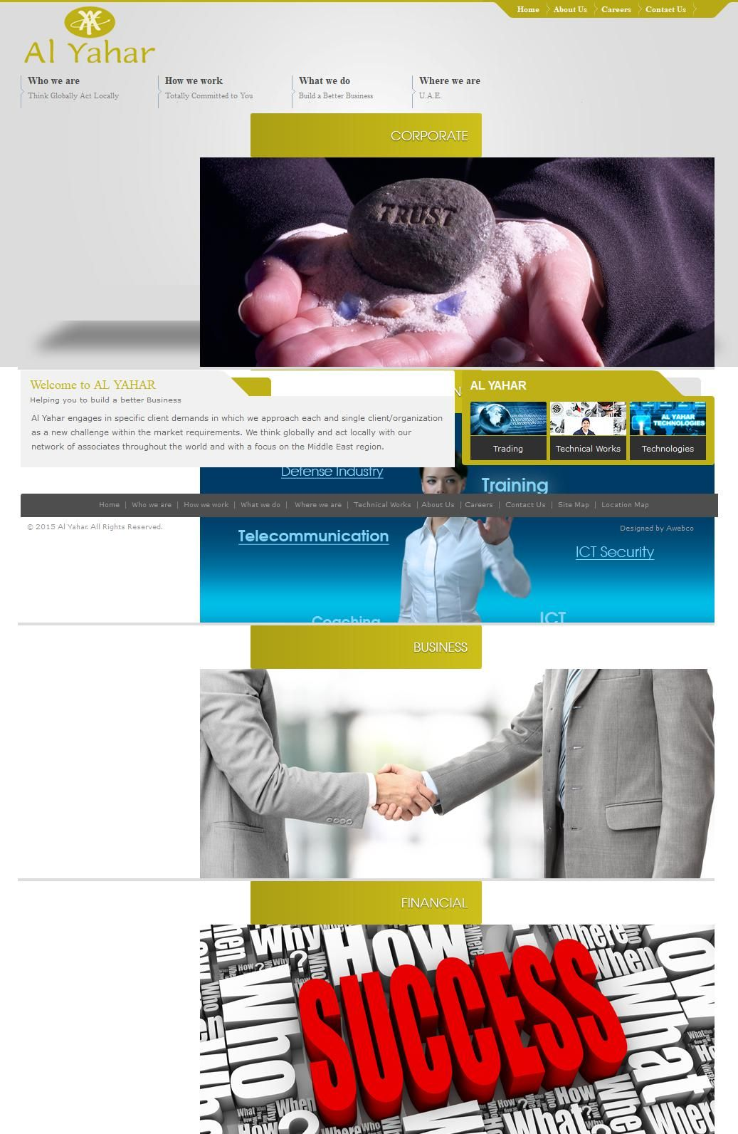Al yahar technical works company acico business park 7