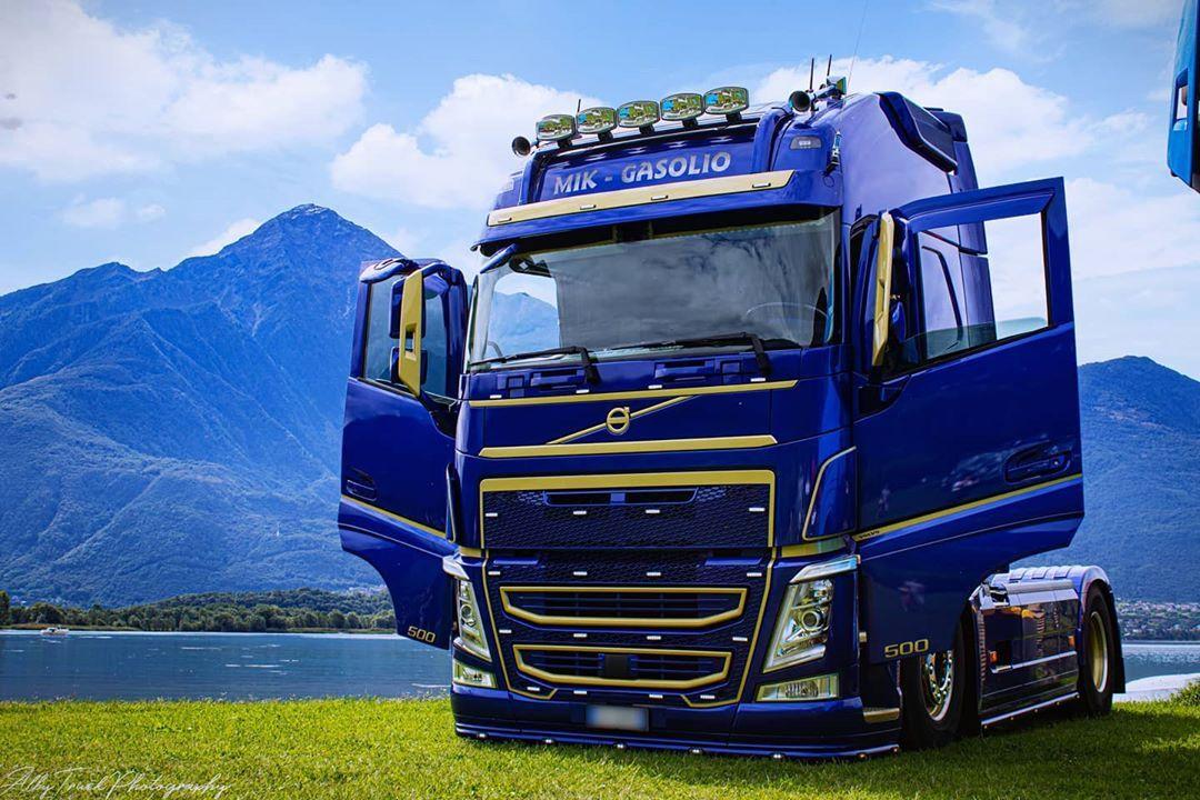 Volvo Fh Volvo Big Rig Trucks Volvo Amazon Best download wallpaper truck volvo all