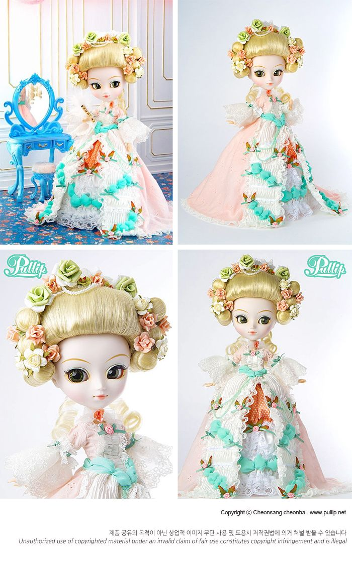 Pullip 'Marianne' - World of Pullip :::::::::::::::::::::::::