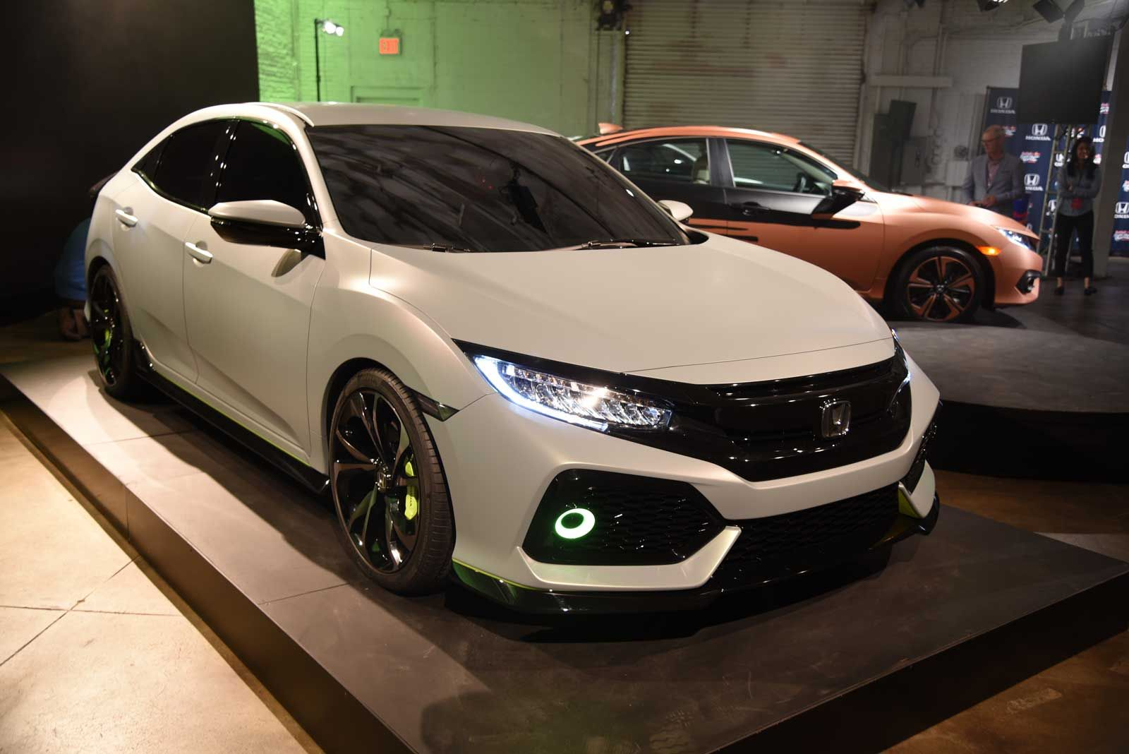 Honda Makes it Official All Turbo Civics to Get SixSpeed