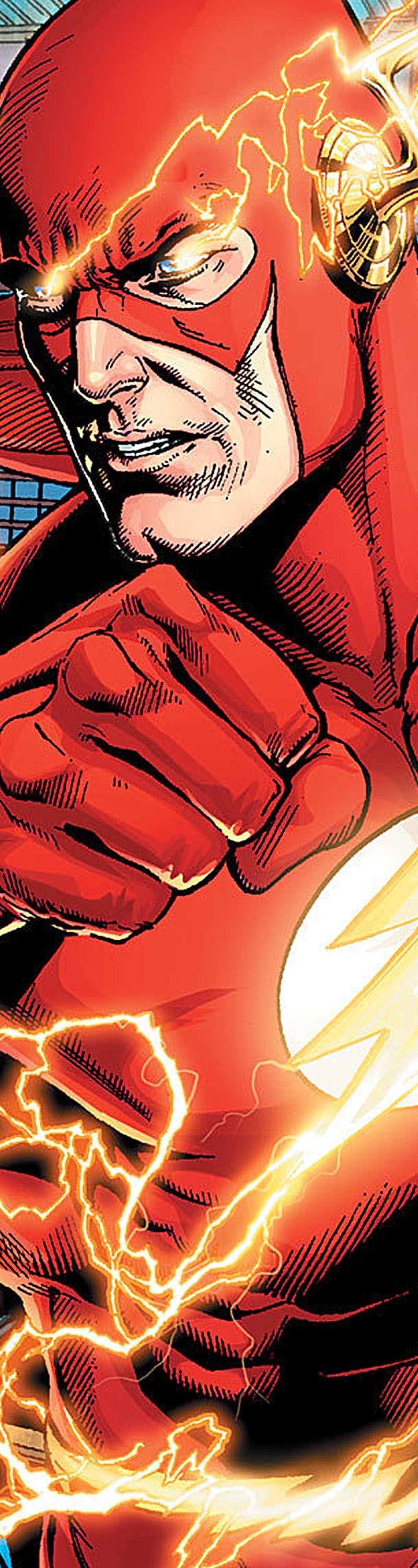 The Flash - Barry Allen Does the right thing