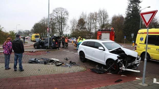 Auto Ongeluk Fotografie Toen En Nu Pinterest