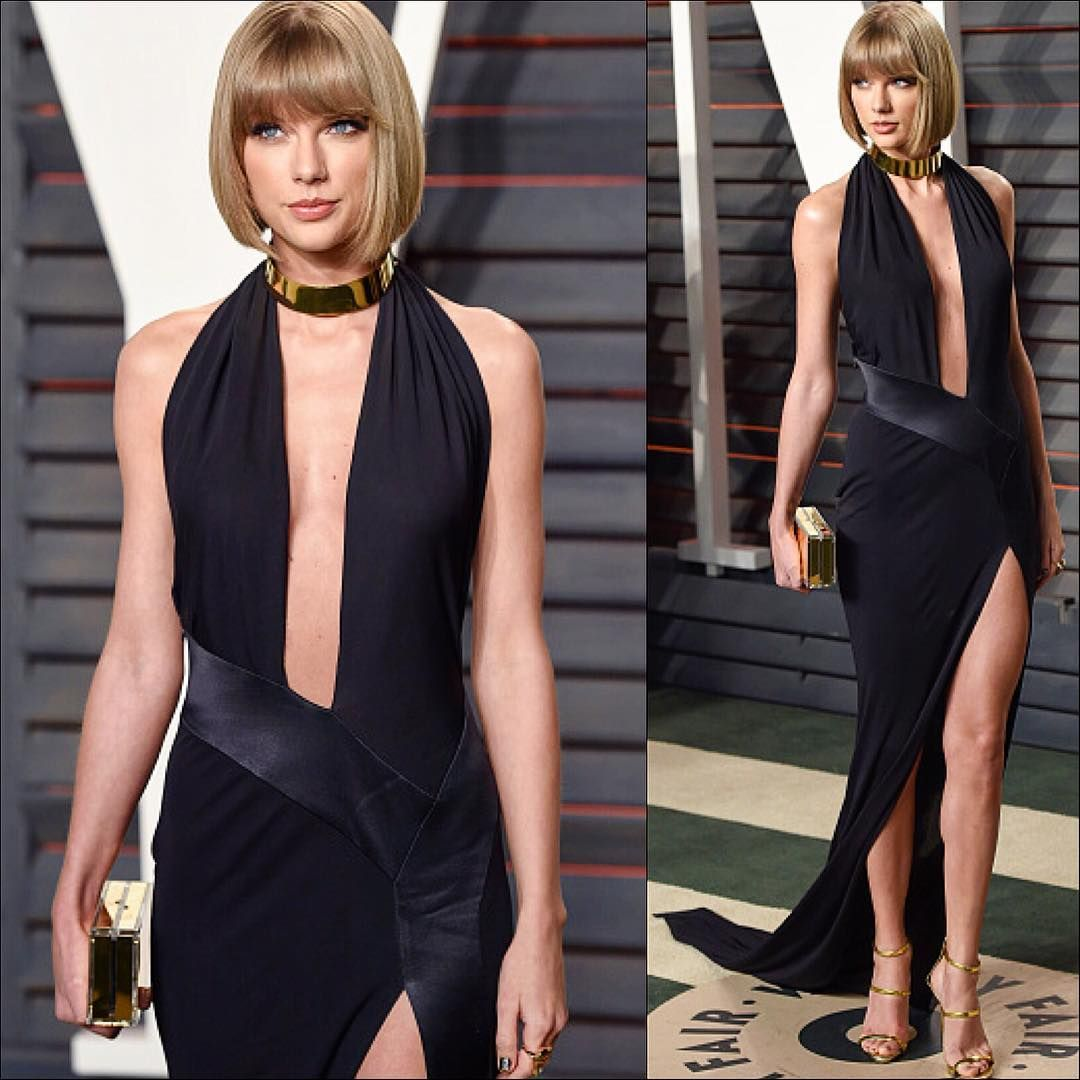 """""""WOW  my favorite #AcademyAwards #AcademyAwards2016 #Oscars #Oscars2016 """"After Party"""" look, was that of the absolutely #incredible Taylor Swift …"""""""