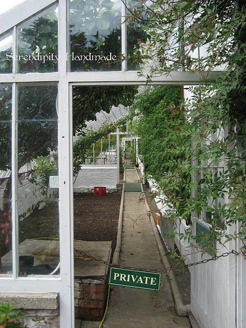 Serendipity Handmade Garden Wall Victorian Greenhouses Outdoor Buildings