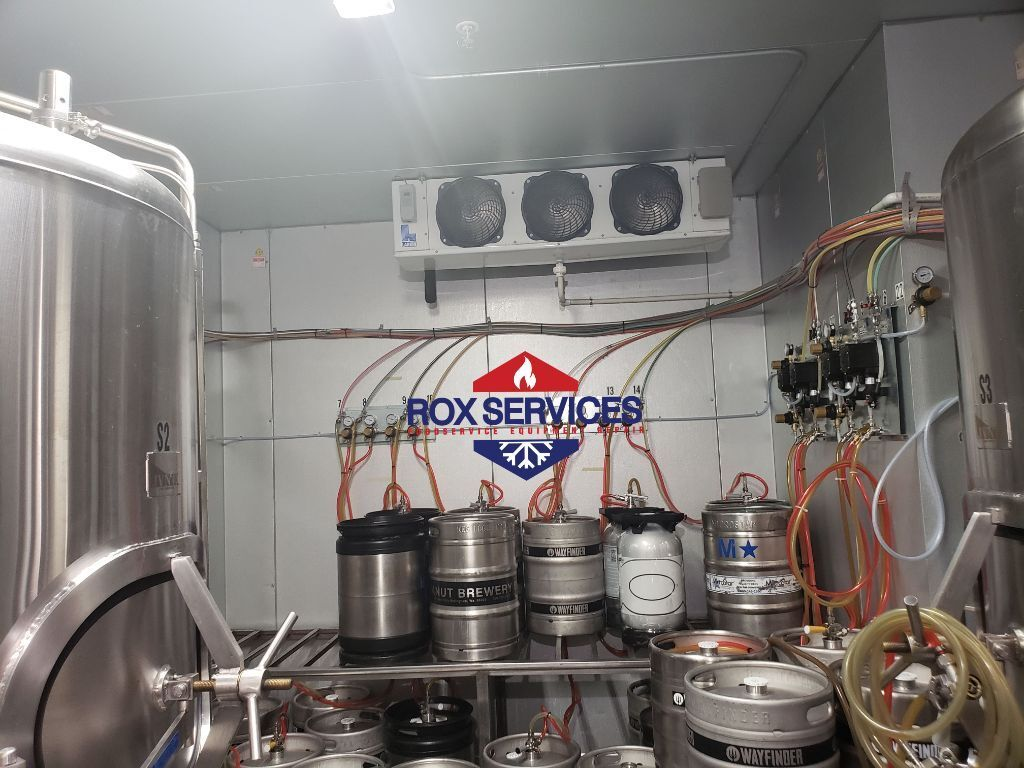 Rox Services Specializes In Equipment Installation And Repairs For Your Commercial Kitchen Co Commercial Kitchen Commercial Kitchen Equipment Kitchen Repairs