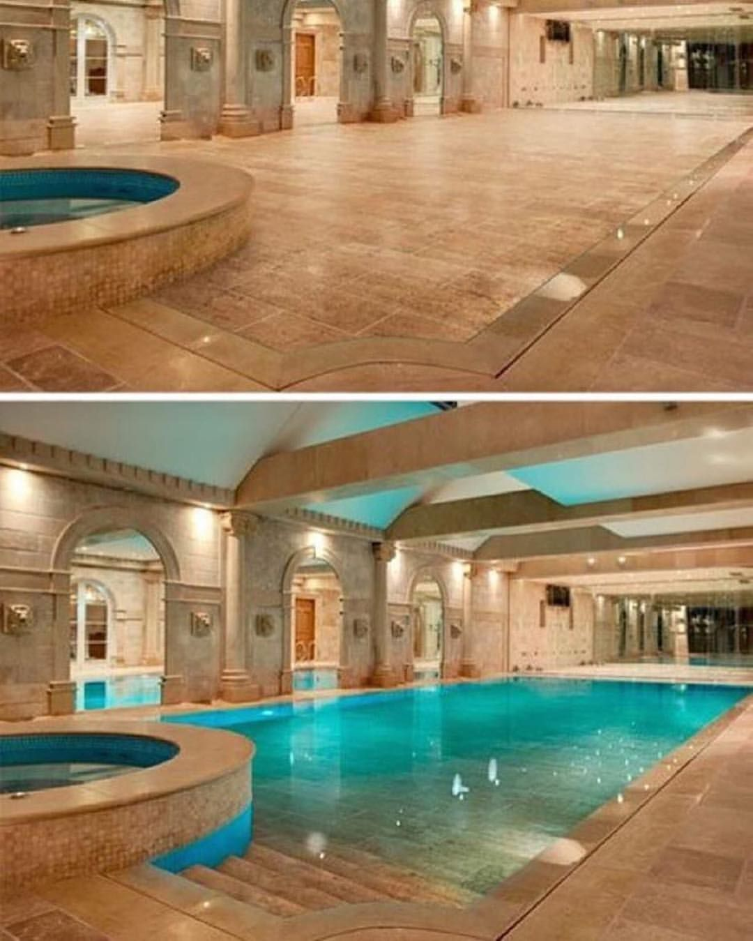 Coolest Home Pool Ever