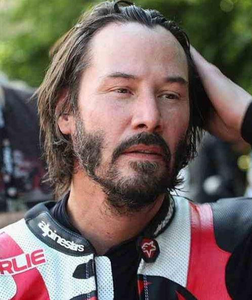 Pin By Panchal Divy On My Saves In 2020 Mens Hairstyles Keanu Reeves Cool Hairstyles