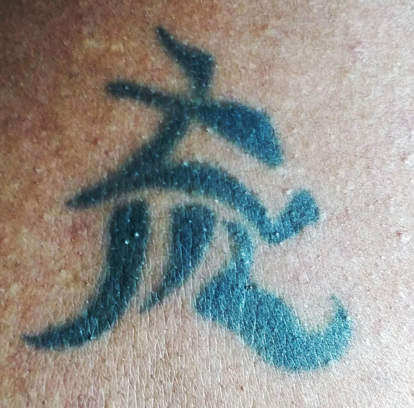 What Does This Symbol Mean My Buddy Has This Tattoo Which He Thinks