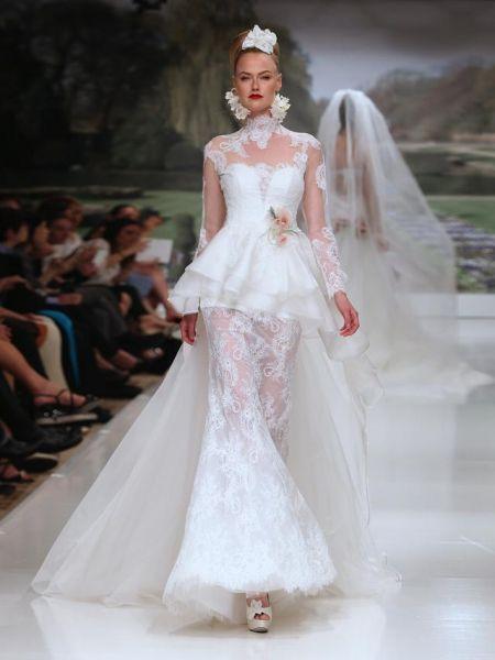 Vestido de novia modelo glenda