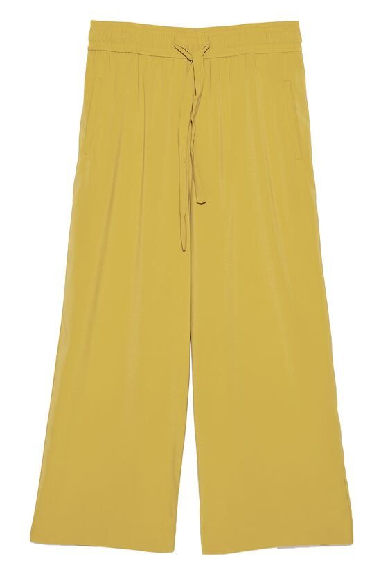 Photo of FLOWY TIED PANTS