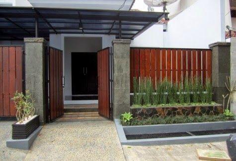pagar rumah minimalis | minimalis, ruang keluarga