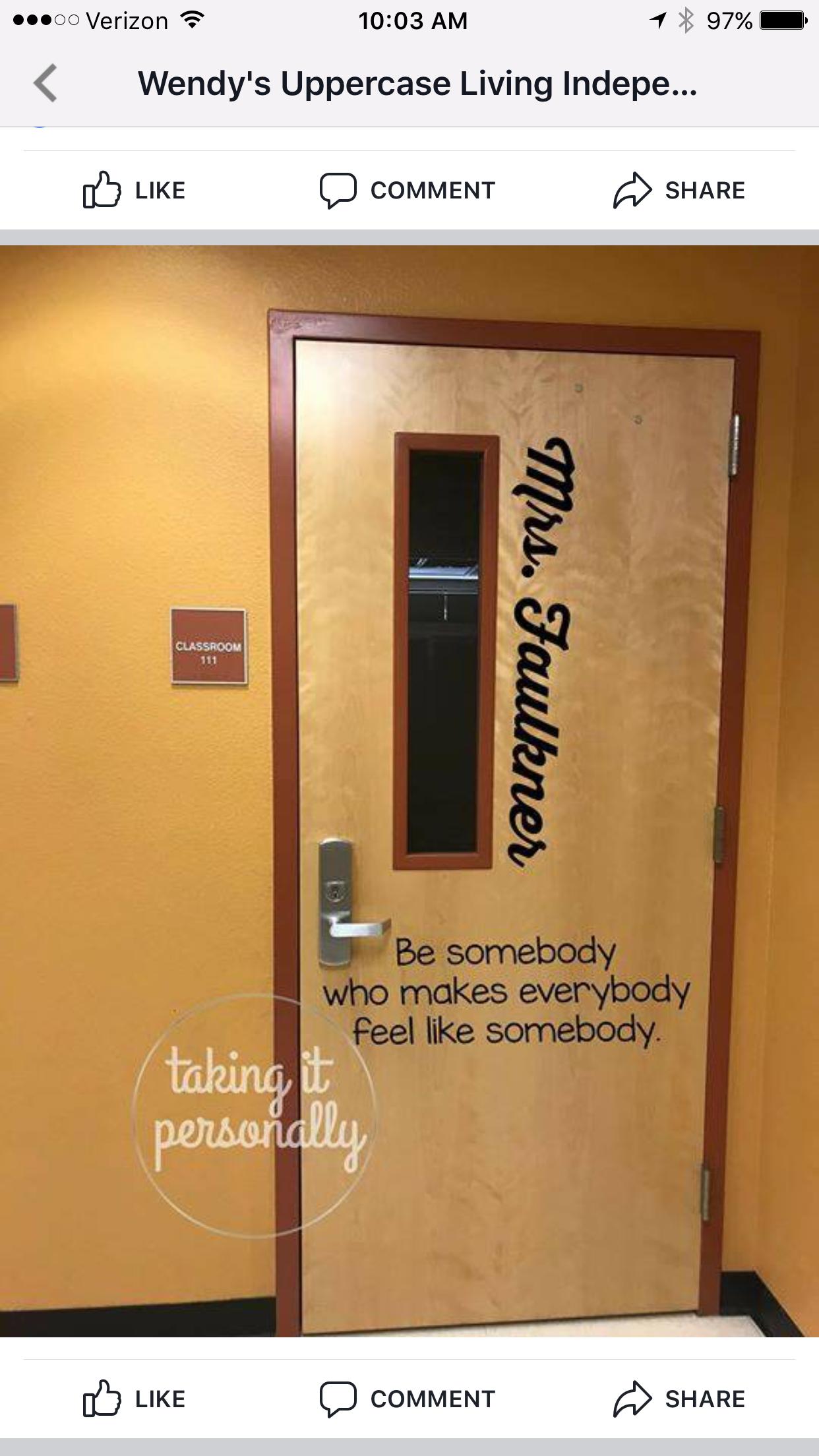 school classroom doors. Classroom Door Teacher Name Vinyl School Doors