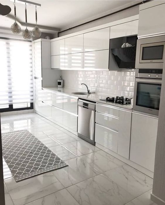 The Best 26 All White Kitchen Design Ideas