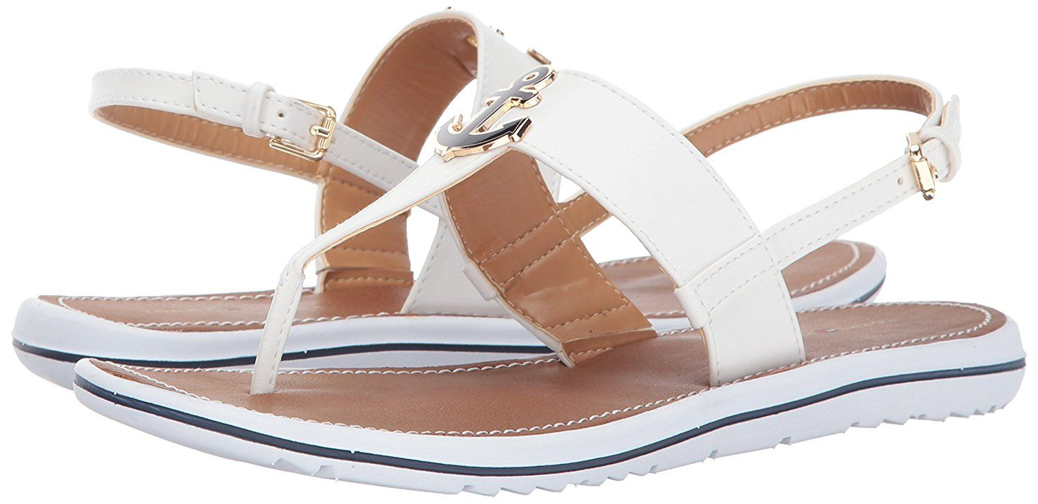 69437baecd702a Tommy Hilfiger Women s Galiant Flat Sandal     You can get more details by  clicking on the image. (This is an affiliate link)  shoesoftheday