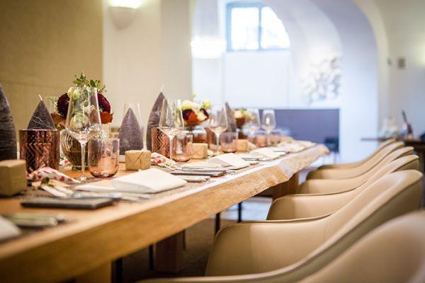 Frieda Therés, der Hochzeitsblog für stilvolle und individuelle Inspirationen. bnm restaurant München. BSPhotographie - Barbara Meyer-Selinger