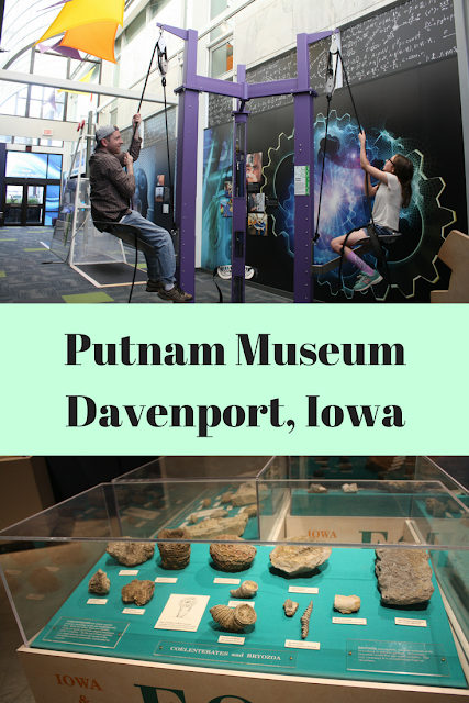 Exploring Science And Local History At The Putnam Museum In 2020