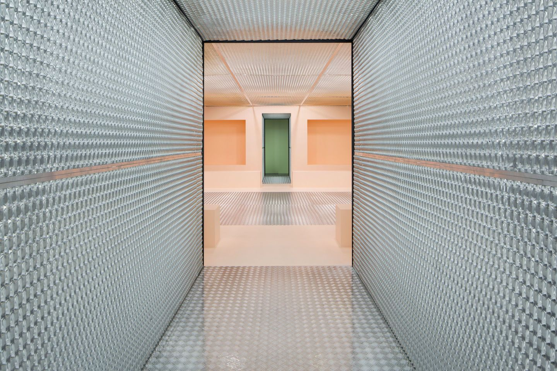 OMA - Office of Metropolitan Architecture, Agostino Osio, Alberto Moncada · Infinite Palace Catwalk · Divisare
