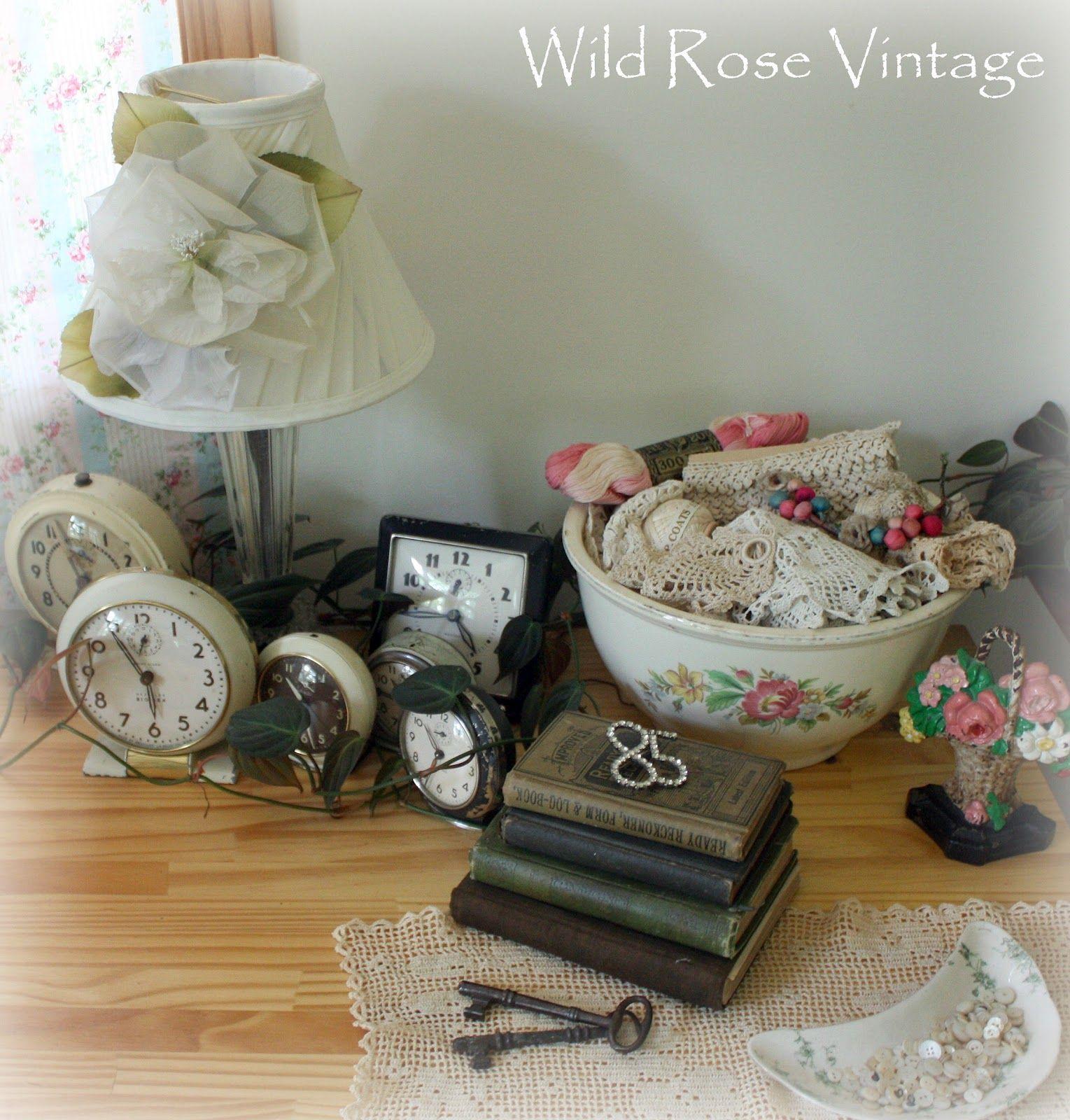 Wild Rose Vintage