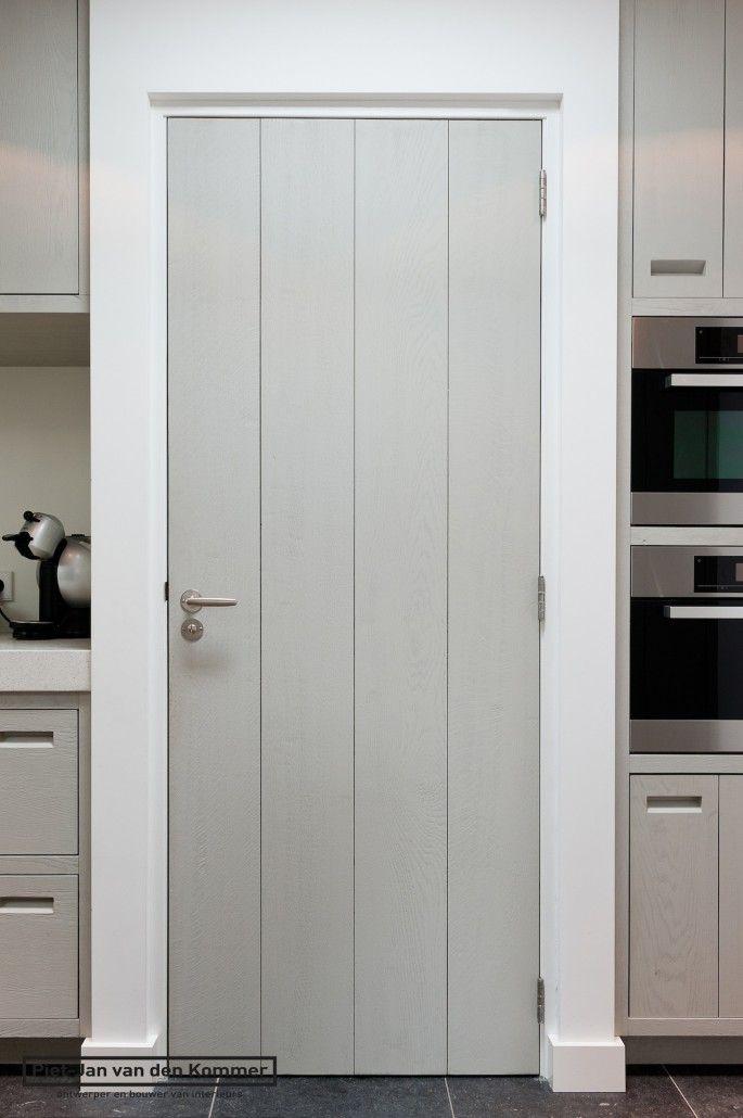 mooie deur! casa Pinterest Puertas interiores, Puertas - puertas interiores modernas