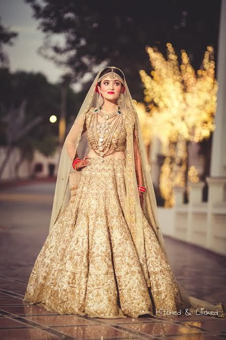 3852547f A Beautiful Wedding Shoot With A Difference | Bridal Lehengas by ...