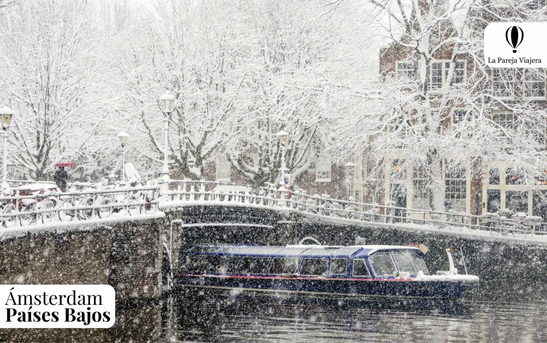 Postal del día: Ámsterdam
