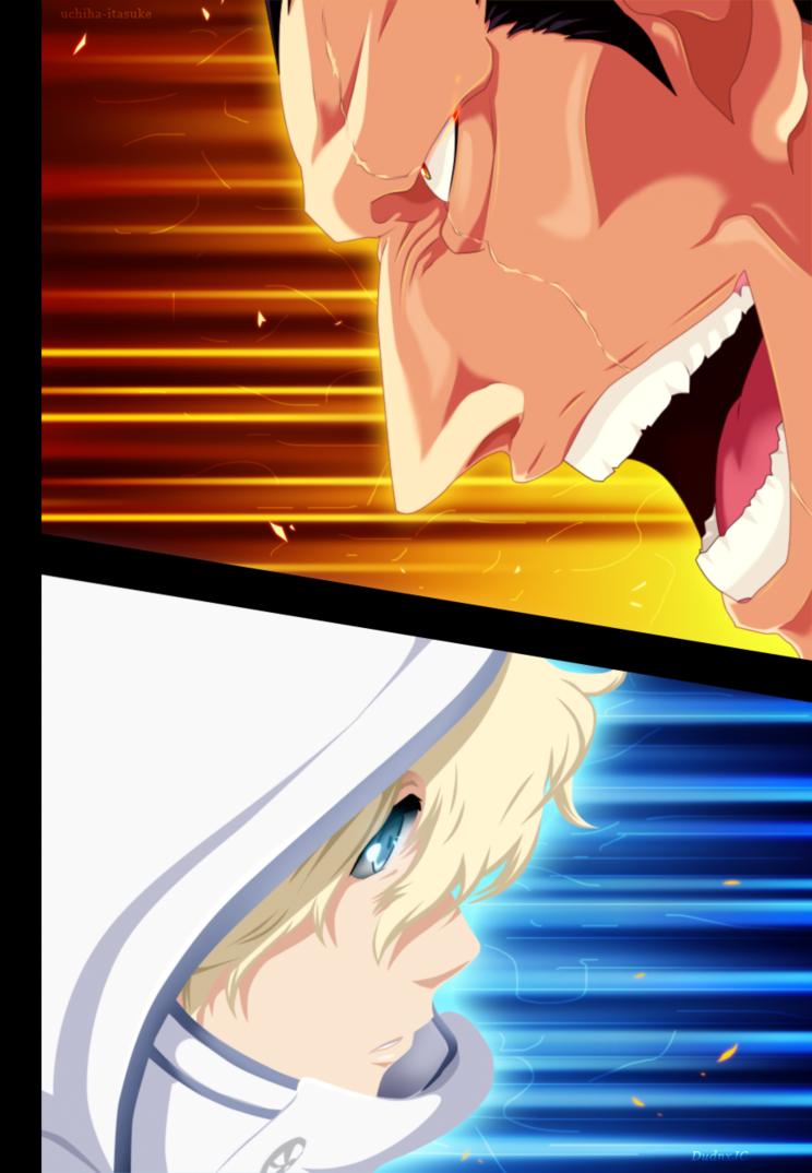 Bleach Kenpachi Vs Gremmy Bleach Anime Anime Anime Boy