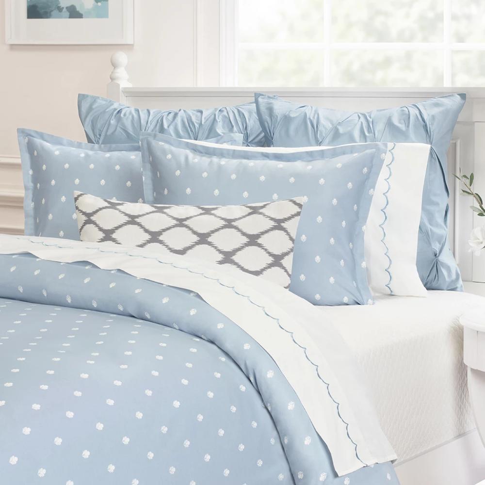 Blue Flora Bedding The Flora Blue Crane Canopy Blue Duvet Cover Luxury Sheet Sets Bed Cover Design