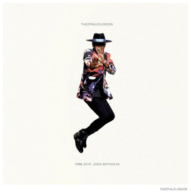 Karl Lagerfeld Photographs Theophilus London for Tribe Cover image Theophilus London 002