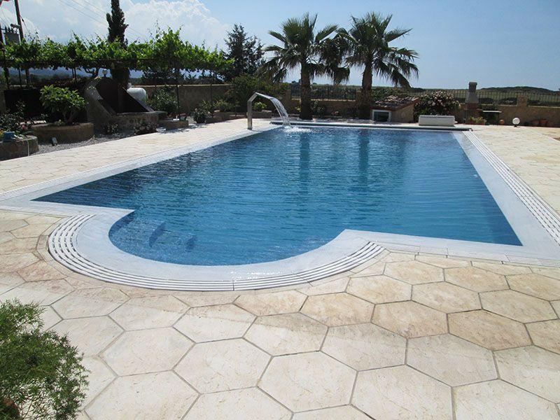 Overflow Pool Relax Swimming Pools Nicosia