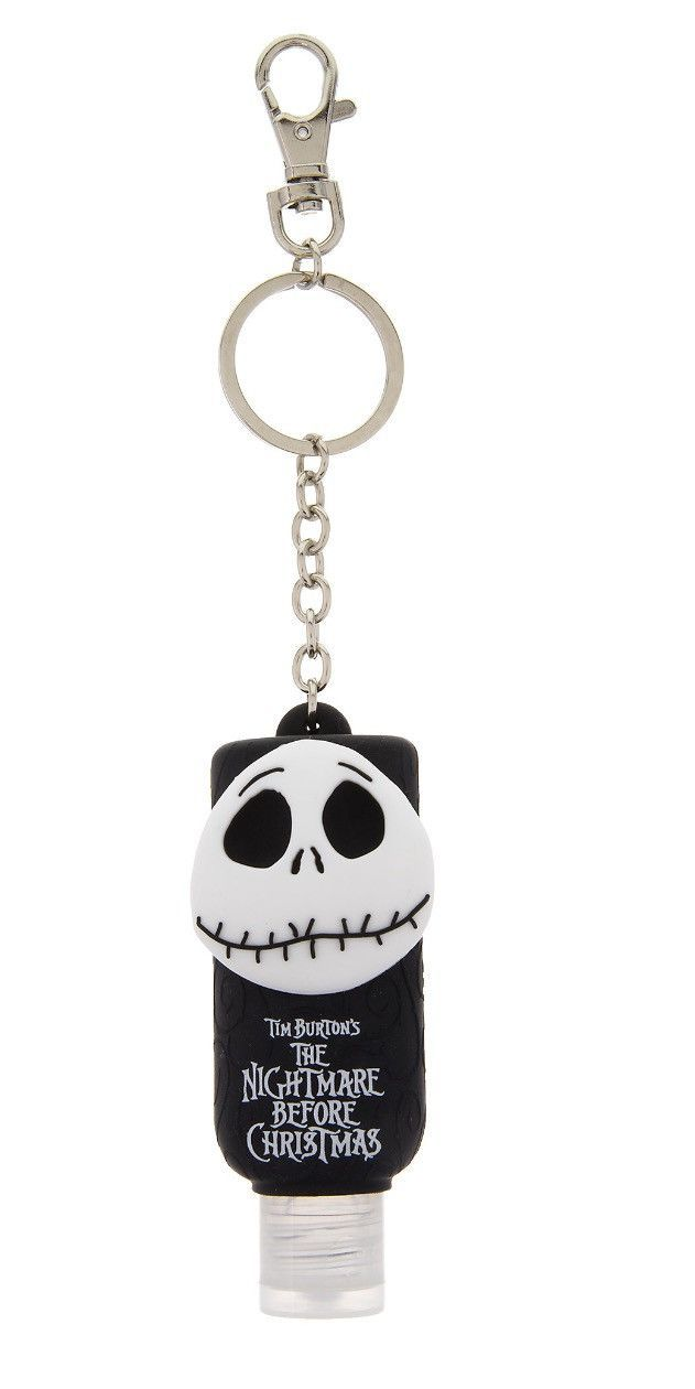 Jack Skellington Anti Bacterial Hand Sanitizer With Images