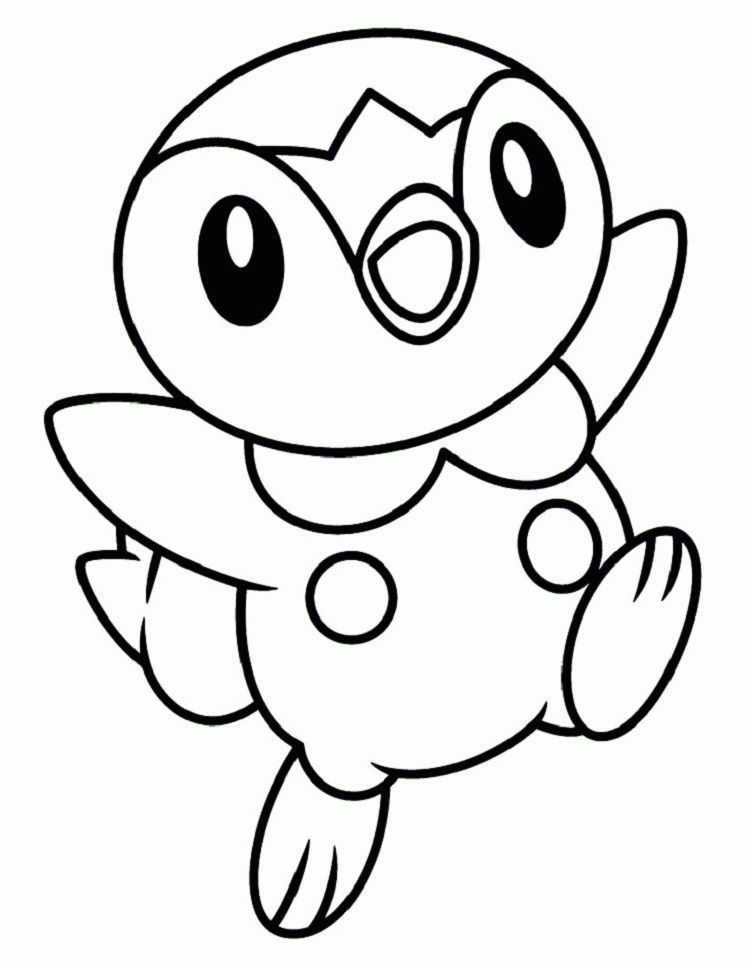 Pokemon Coloring Pages Piplup Pikachu Coloring Page Pokemon Coloring Sheets Pokemon Coloring