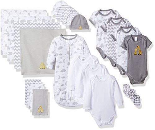 f6d01c333e70 Baby Boy Clothes Spasilk Baby Essential Newborn Layette Set