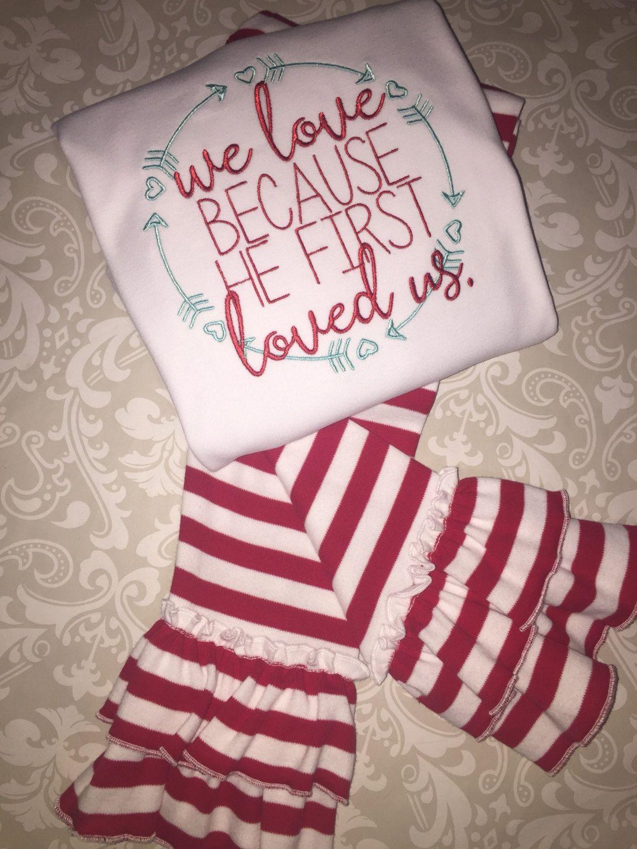 christian valentine outfit for girls valentine outfit for toddler girls kids valentine apparel - Christian Valentine Crafts