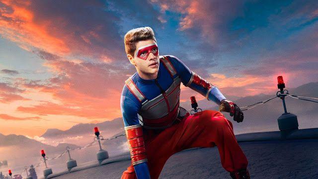 Kid Danger, Schwoz e Capitão Man   Fotos de super herois