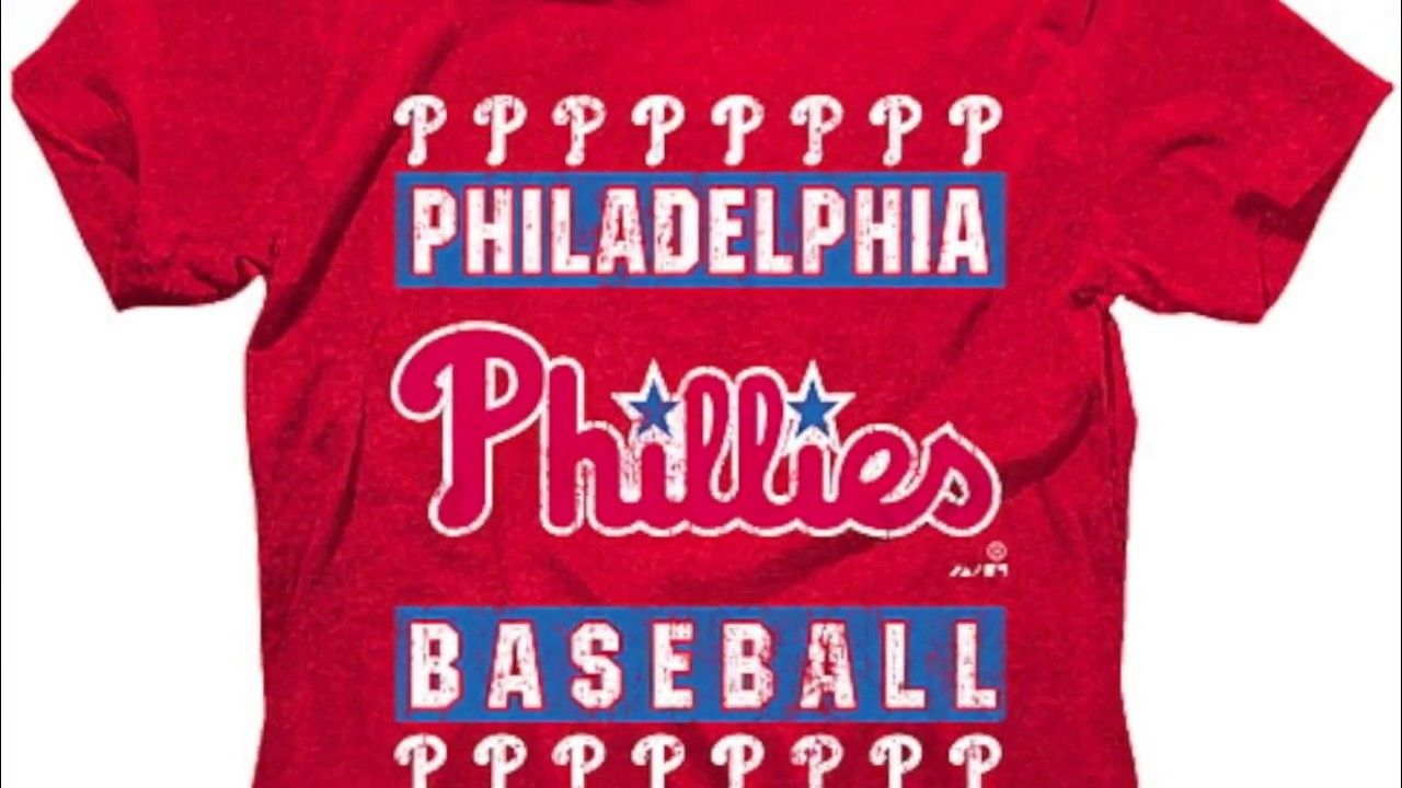 Pin by Team Sports Trends on Philadelphia Phillies T