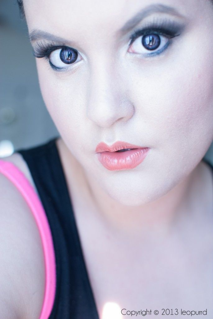 Review: Studio Gear Cosmetics Holiday Smokey Eye Palette - leopurrd