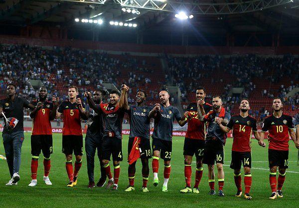 Belgien Wm 2018 Fussball