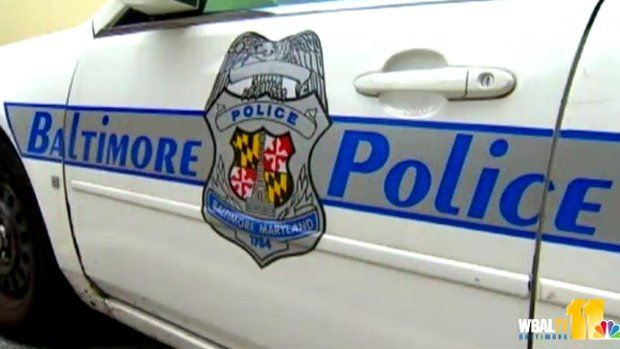 Baltimore-police-car