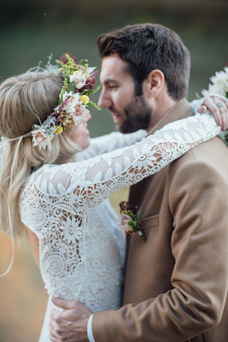 Eine Indian Summer-Braut in den Alpen | Ich freue mich auf ...
