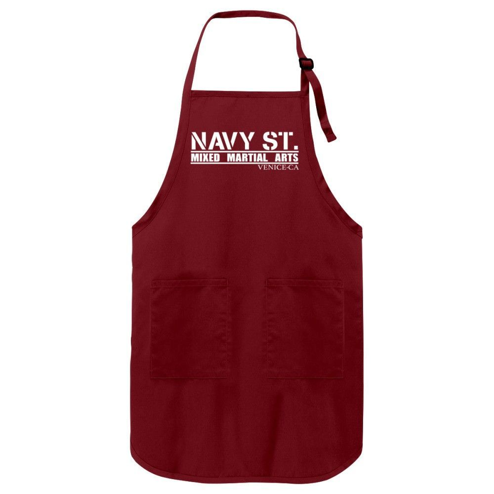 Navy St. Kingdom Apron