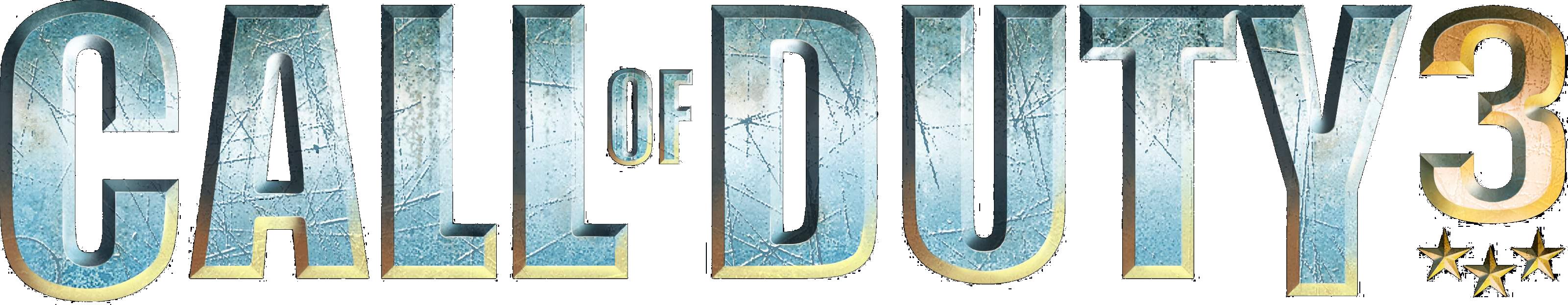 Call Of Duty 3 Logo