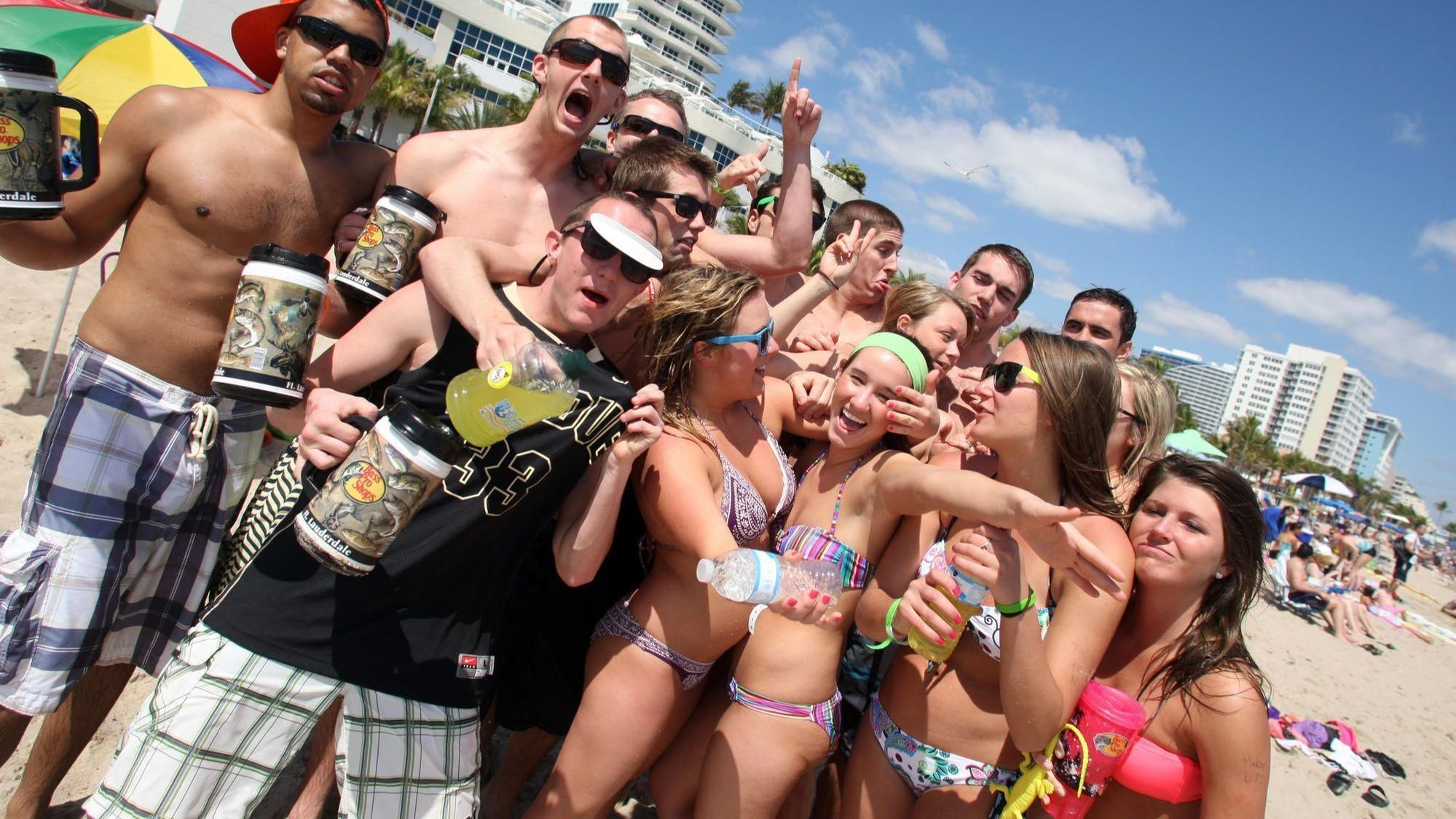 Share Your Spring Break Memories We Promise Not To Judge News Miami Community Fun Places To Go Spring Break Trips Spring Break