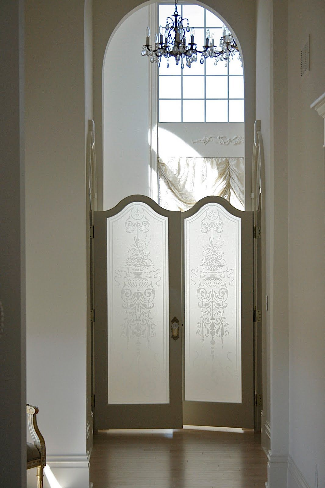 This Belongs In My Dream Home... Mabe the entrance to my master bath?