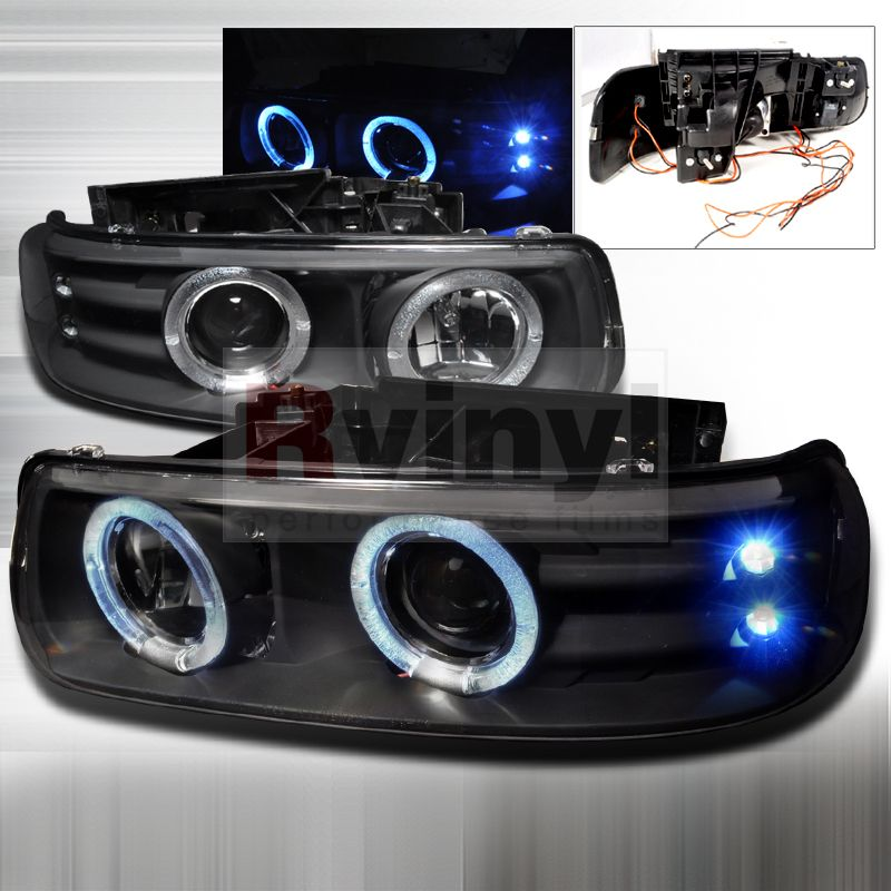 Chevrolet Tahoe Custom Headlights Aftermarket Headlights Chevy Tahoe Chevrolet Tahoe Chevy Silverado