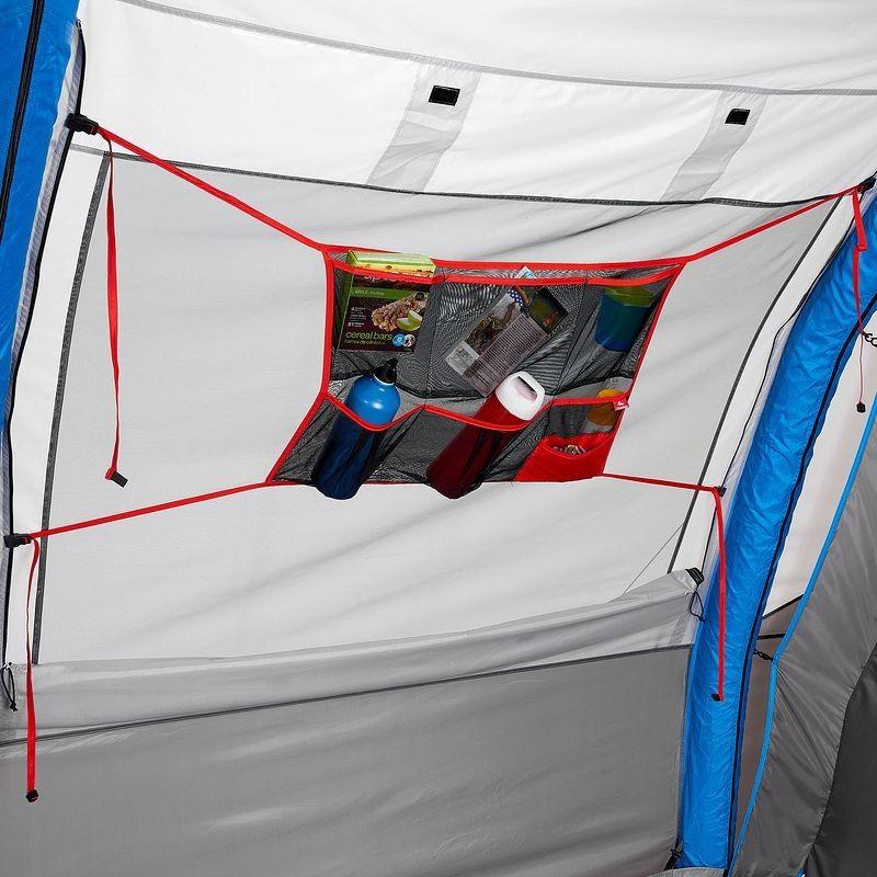 Rede Universal Para Tenda Ou Sala De Campismo 6 Bolsos De Diversos Tamanhos Quechua Em 2020 Acessorios Para Camping