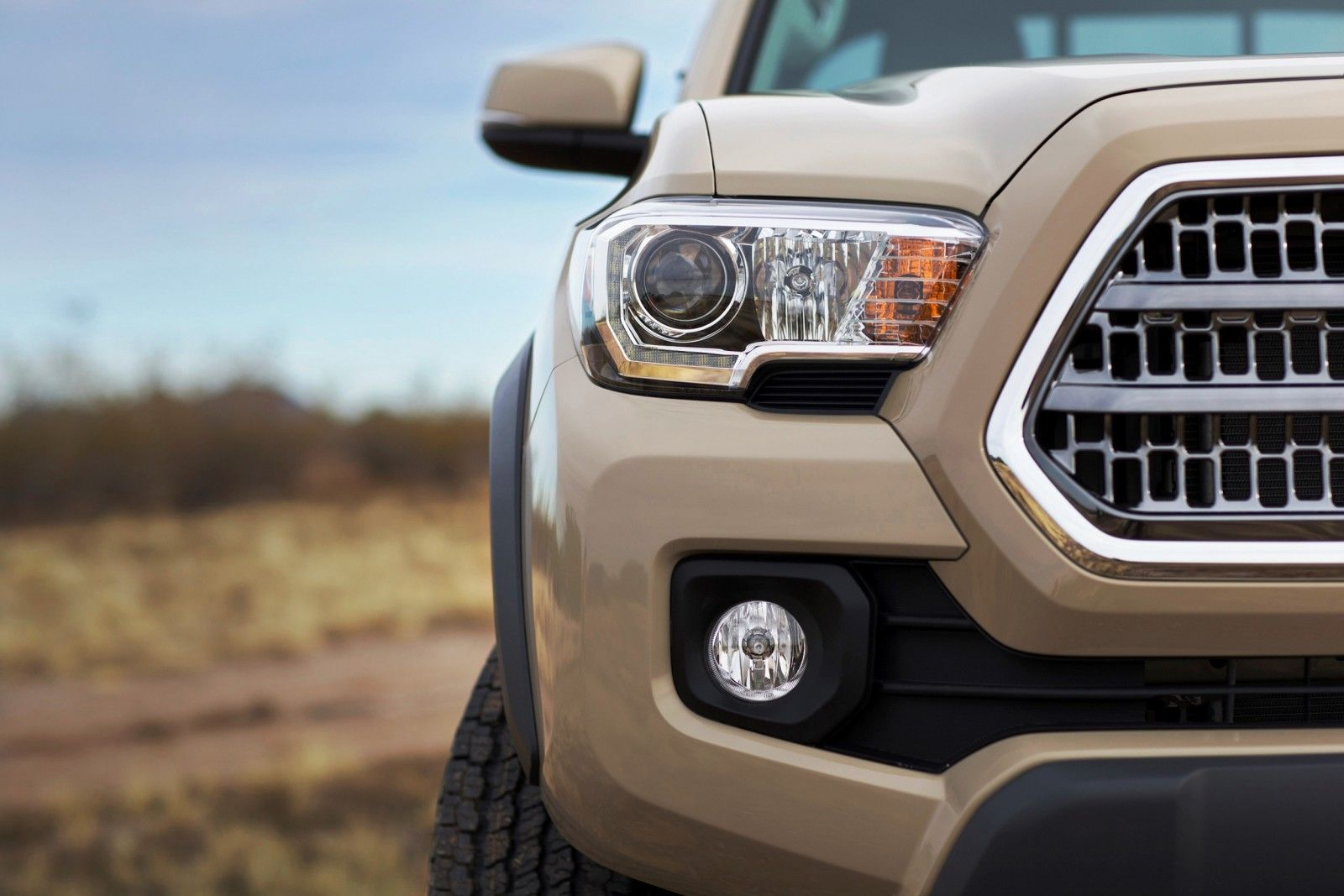 2016 Toyota TRD OffRoad Trim Is MidSize Raptor